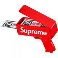 mainan pistol uang supreme