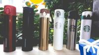 Termos/thermos/tumbler stainless Starbucks / kopi / teh hot/cold