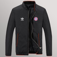 Jaket Hitam Kombinasi Bayern Munchen