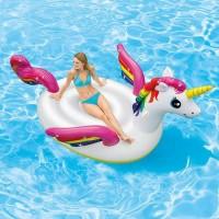 pelampung/floaties/ban renang mega unicorn intex