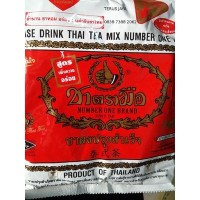 Enak asli Thai Tea Cha Tra Mue Bubuk Teh Thailand