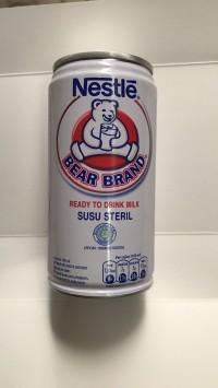 Bear Brand 189 ml / Susu Beruang Kaleng 189ml Grosir Murah Dus Nestle