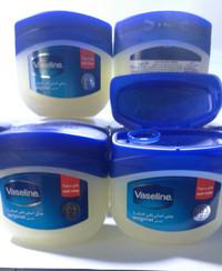 Vaseline Pure Petroleum Jelly 100ml Vaseline Arab Original Petrolatum