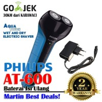 Philips AT600 AquaTouch Wet And Dry Electric Shaver AT 600
