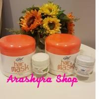 Good Hair Mask Honey/Milk 500gram (Free Creambath/Hairmask 50gram)