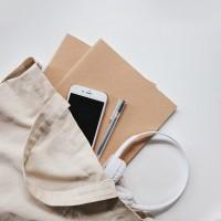Bagus Simple Basic Planner Note / Buku Planner / Monthly Planner