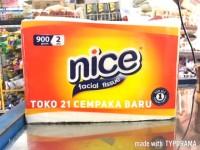 harga Nice facial tissue 900g | tisu tisue makan wajah toilet kiloan 900 g Tokopedia.com