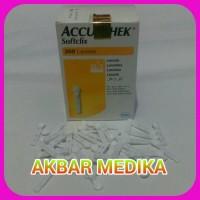 Eceran Jarum Accu Chek Softclix ( Blood Lancet ) Murah