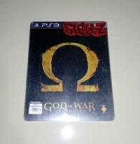 bd ps3 kaset god of war ascention stealcase