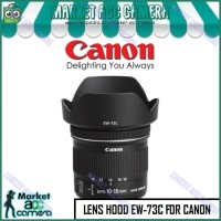 LENSHOOD/LENS HOOD EW-73C for CANON EF-S 10-18mm f/4.5-5.6 IS STM