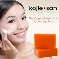 Kojie San Kojic Acid Soap Sabun Muka Lightening Whitening