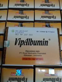 ekstrak gabus /VIPALBUMIN/ikan gabus /albumin /30