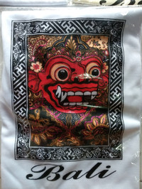 Kaos Unisex Bali Barong