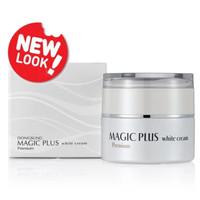 Magic Plus White Cream Premium 100% ORIGINAL ASLI Lejel Home Shopping