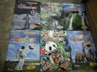 ensiklopedia anak ilmu pengetahuan populer 1 set isi 6 buku