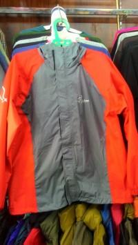 Raincoat/jas hujan falcon bukan eiger/consina