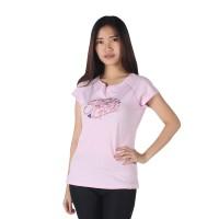 harga Surfer girl - kaos casual lengan pendek purple - 8monkay Tokopedia.com