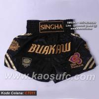 Celana Muay Thai Singha Buakaw, Celana MuayThai, Muay Thai Shorts