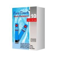 SANGAT READY Easy Touch Test Strip Cholestrol / Kolesterol