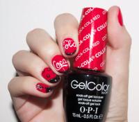 O.P.I Gel Nail Polish coca cola red - OPI GC C13 (ORIGINAL)