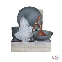 Best Quality Parcel Hadiah Souvenir Lebaran | Paket Keramik Eksklusif
