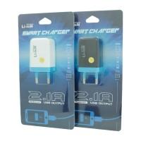 ADAPTOR SMART CHARGER, LI-ION 2,1A MODEL U127