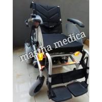 Kursi roda motor listrik Electric FS 123 GEA Otomatis