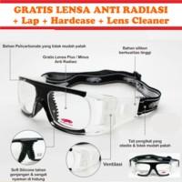 Kacamata Olahraga Sport Cougar Minus Basket, Futsal, Motor, Badminton