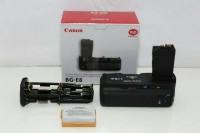 Paket Baterai Grip Canon BG-E8 + Baterai LP-E8