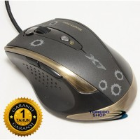 A4Tech Gaming Mouse X7 F3 V-Track Macro Onboard-Memory Original