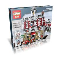 HOT DEAL- Fire Brigade - Lego Lepin 15004