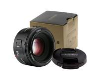 Lensa Yongnuo 50mm f/1.8 for Canon