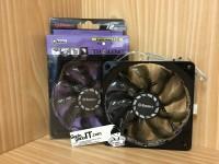 Kipas/Fan Case Komputer/CPU/PC ENERMAX TB Sillence Lightning LED 12cm