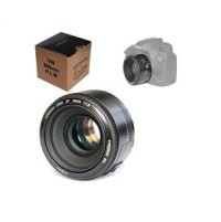 Lensa Yongnuo 50mm F/1.8 Canon