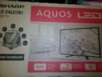 LED TV Sharp 24 LE170I / TV LED Sharp 24LE170 / TV SHARP 24 INCH