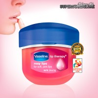 Vaseline Lip Therapy Rosy Lips (pelembab & pemerah bibir)