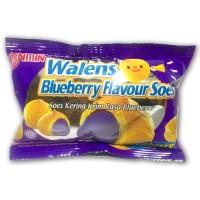 Nissin Wallens Blueberry Soes 15 gr