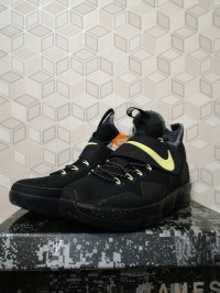 Sepatu Basket Nike Lebron 14 (XIV) Black Gold / Air Jordan