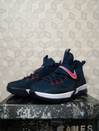 Sepatu Basket Nike Lebron 14 (XIV) USA Navy / Air Jordan / Adidas