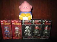 WCF Kamen Rider BLACK SERIES Set 5 A