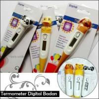 Termometer Karakter Elastis digital