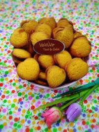 Kue Nanas / Cookies Nanas / Nastar Hati