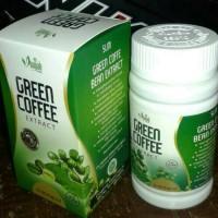 Kapsul Green Coffee Extract Inayah