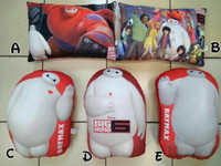 Bantal boneka baymax big hero