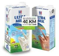 Susu Ultra Low Fat 1000ml
