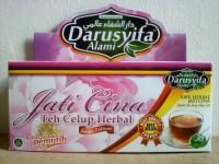 TEH JATI CINA DARUSYIFA Teh Celup Herbal Teh Langsing Pelangsing Diet