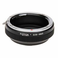 FOTGA EOS - M4/3 | Adapter Canon EOS / EF / EFS Lens to Micro 4/3 M4/3