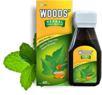 Woods Herbal 60 ml - Obat Batuk Berdahak, Tenggorokan