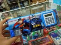 SALE !! Khusus Cowok Tempat Pensil Kalkulator Magnet JAMIN TERMURAH
