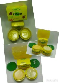 PAKET CREAM TEMULAWAK SUPER ORI 3in1